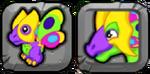 Carnival Dragon Icon
