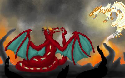 Thefightofgood&evil