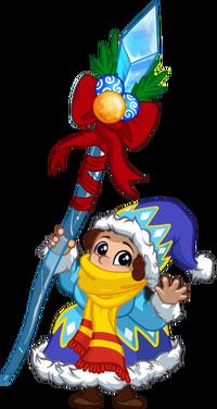 WinterFrostivalGirl