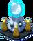 Moon Twin Pedestal