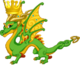 CelticDragonAdultCrown