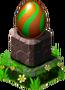 Moss Pedestal