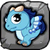Wind Dragon Baby Icon
