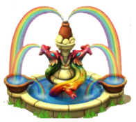 RainbowFountain