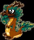 BronzeDragonBaby