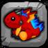 Frostfire Dragon Baby Icon