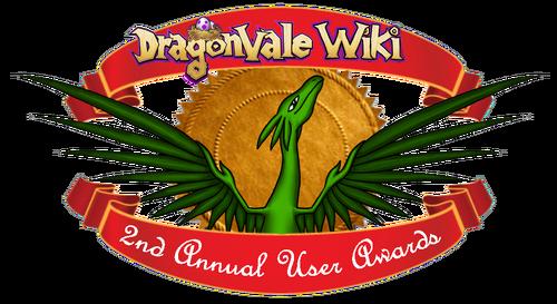 User award banner