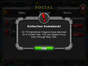 CollectionComback
