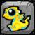 Lightning Dragon Baby Icon