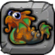 Rust Dragon Baby Icon