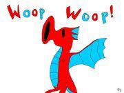 WOOP WOOP!