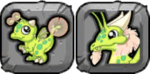 Pollen Dragon Icon