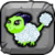 Baumwolldrache Baby Icon