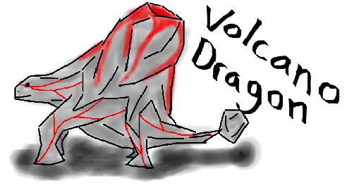 Volcano Dragon 2
