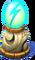 Gamma Twin Pedestal