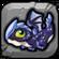 Platinum Dragon Baby Icon