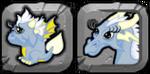 Storm Dragon Icon