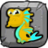 Current Dragon Baby Icon