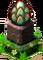 Century Egg Pedestal