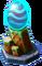 Quicksilver Twin Pedestal