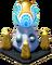 Lace Pedestal