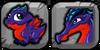 Obsidian Dragon Icon
