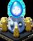 Blue Moon Pedestal