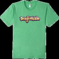 DragonValeT-Shirt-DragonValeLogo - Grass