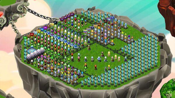 MrAwesome8's Egg Island