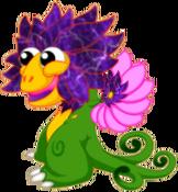 FlowerDragonDarkRiftJuvenile