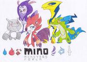 MinoMonsters Entry