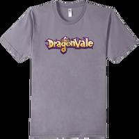 DragonValeT-Shirt-DragonValeLogo - Slate