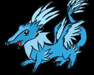 Dragon OC trimmed