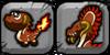 Bronze Olympus Dragon Icon