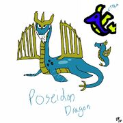 Poseidon Dragon