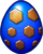 Rust Dragon Egg