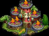 Towering Treat Garden
