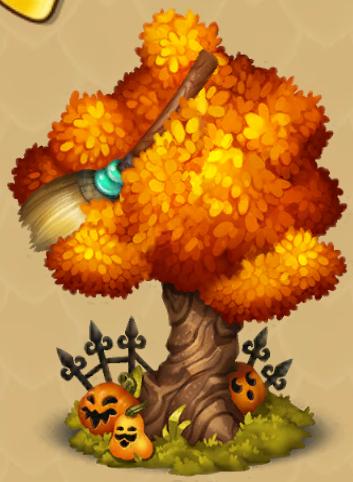 Broom Eating Tree Dragonvale Wiki Fandom Powered By Wikia
