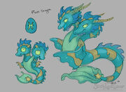 Pisces Dragon