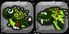 Poison Dragon Icon