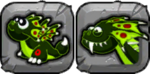 Poison Dragon Icon