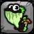 Fungus Dragon Baby Icon