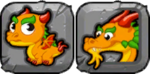 Pepper Dragon Icon