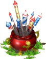 Firework Cauldron