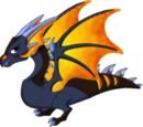 Meteor Dragon