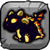 Solar Eclipse Dragon Baby Icon