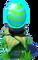 Swamp Twin Pedestal