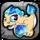Diamond Dragon Baby Icon