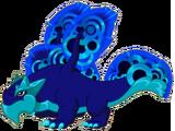 Azurite Dragon
