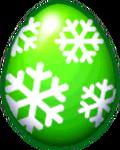 Evergreen Dragon Egg